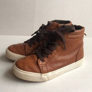 Old Navy Pleather High Tops